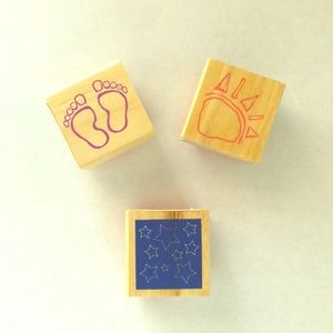 Misc Stamp Set